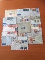 +++ Sammlung 15 Covers & Cards Greece +++ - Briefmarken