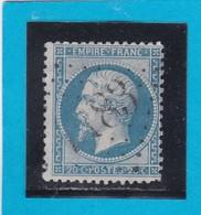 N° 22  GC  1183   COURPIERE  / 62 - PUY De DOME  - REF 14116 - 1862 Napoleon III