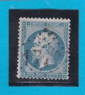 N° 22  GC  1716   GRENOBLE  / 37 - ISERE  - REF 14116 - 1862 Napoleon III