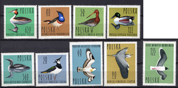 1964 - POLONIA - Mi.  Nr. 1490/1498 - NH - (UP131.34) - 1944-.... Repubblica