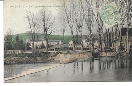 19.  Correze : Brive :   La Digue  Depuis La Guierie . - Brive La Gaillarde