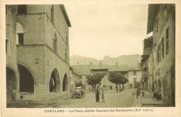 73 CONFLANS PLACE ANCIEN COUVENT DES BERNARDINS ALBERTVILLE EDITEUR COMBIER - Albertville