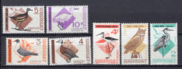 1967/1970 - URUGUAY - Mi.  Nr. 1110+1113/1114+1116/1117+1156+1168 - NH - (UP131.34) - Collections, Lots & Séries