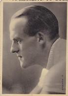 FRANS SLEATS ATOGRAPH SUR CPA DUTCH PROFFESIONAL CYCLISTST CIRCA 1930s - BLEUP - Autographs