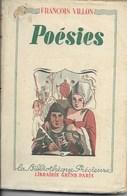 Livre ,  Poésies  François Villon - Poésie