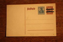 ( 2852 ) Ganzsache Deutsches Reich P  133 I / 01  *  -   Erhaltung Siehe Bild - Postwaardestukken