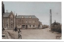 CPA - BETHENCOURT-SUR-MER - LE CARREFOUR - France