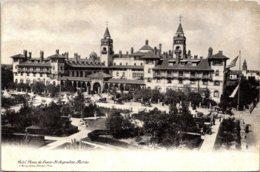 Florida St Augustine Hotel Ponce de Leon 1907
