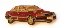 Pin's AUDI 100 Bordeaux - I231 - Audi
