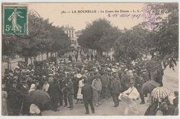 17 - LA ROCHELLE - LE COURS DES DAMES - La Rochelle