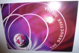 Carte Postale - Zoom Cards, The Seductive Media - Publicité