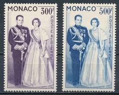 °°° MONACO - Y&T N°71/72 PA - 1959 MNH °°° - Monaco