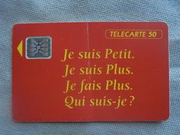 Télécarte 50 Unités Maggi Bouillon De Volaille 12/92 - Alimentation