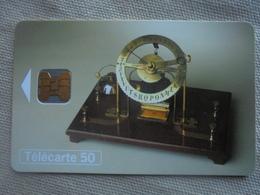 Télécarte 50 Unités Télégraphe Bréguet 1850 09/98 - Téléphones