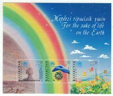 Kazakhstan 1999 // Protection De L'environnement, Bloc-feuillet Neuf ** - Kazakhstan