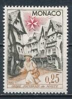 °°° MONACO - Y&T N°552 - 1961 MNH °°° - Monaco