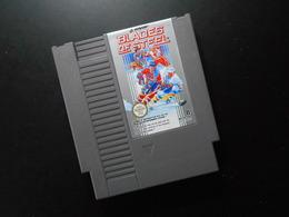 Nintendo NES - BLADES OF STEEL - Gebraucht - PC-Spiele