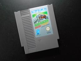 Nintendo NES - RAD RACER - Gebraucht - PC-Spiele