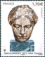 France N° 5154 ** Sculpture De Jeanne Bardey « Femme » - Frankreich
