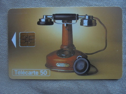 Télécarte 50 Unités Téléphone Dunyach Et Leclert 1924 01/98 - Telephones