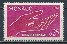°°° MONACO - Y&T N°554 - 1961 MNH °°° - Monaco
