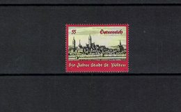 ÖSTERREICH , AUSTRIA , 2009 , ** , MNH , Postfrisch , Mi.Nr. 2805 - 1945-.... 2. Republik