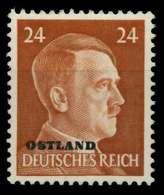 BES 2WK OSTLAND Nr 12 Postfrisch X76A756 - Besetzungen 1938-45