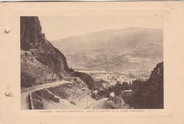 CAUTERETS. LA ROUTE DE LA RAILLERE, AU FOND L'ARDIDEN. PHOTO SIZE 18x12cm CIRCA 1930s FRANCE - BLEUP - Lieux