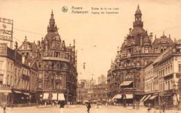 ANTWERPEN - Ingang Der Leysstraat - Antwerpen