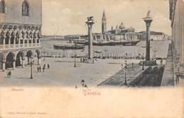 VENEZIA - Piazzetta - Venezia (Venice)