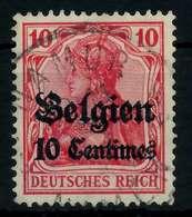 BES 1WK LP BELGIEN Nr 3 Gestempelt X77B18A - Besetzungen 1914-18