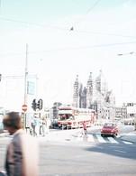 1983 DUTCH DAF 44 VARIOMATIC CAR NETHERLAND HOLLAND 16mm DIAPOSITIVE SLIDE Not PHOTO No FOTO B3609 - Diapositivas