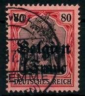 BES 1WK LP BELGIEN Nr 7 Gestempelt X77B696 - Besetzungen 1914-18