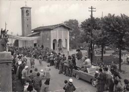 MADONNA DEL GHISALLO-COMO-GIRO CICLISTICO LOMBARDIA-FIORENZO MAGNI-CARTOLINA VERA FOTOGRAFIA-ANNO 29-7-1959 - Como