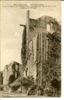 16400 LA COURONNE - Ruines De L'église - Ancienne Abbaye Des Augustins - Cliché Braun - Sépia Foncé - France