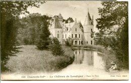 16700 Dans Le Parc Du Château De LONDIGNY - Pièce D'eau, Jeune Fille - Cliché Braun - France