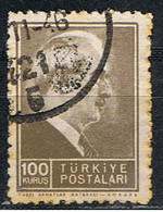 (TU 24) TURKEY // YVERT 1012 // 1943 - 1921-... République