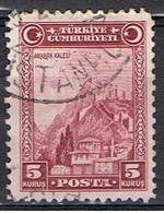 (TU 37) TURKEY // YVERT 758 // 1930 - 1921-... République