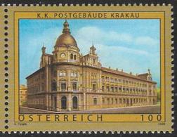 Austria 2009 Krakow 1v Complete Unmounted Mint [3/3459/ND] - 1945-.... 2nd Republic