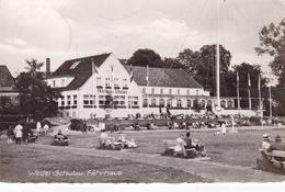 Germany Wedel Schulau Farhaus Postcard Postmark 1967 Hamburg Used Good Condition - Deutschland