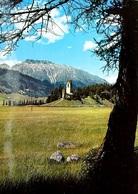CELERINA San Gian Kirche - GR Grisons