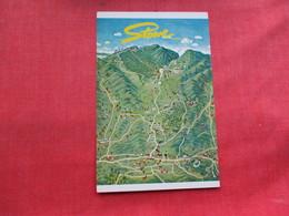Map  Ski   Stowe   Vermont    Ref 3282 - United States