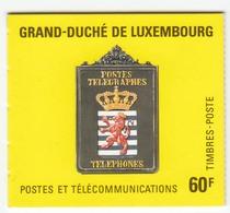 Luxembourg 1991 - Objets Anciens Des Postes Et Telephones, Michel MH 3, MNH** - Carnets