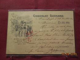 Entier Postal De 1900 (exposition Universelle De 1900 Paris) Pub Chocolat Suchard - Entiers Postaux