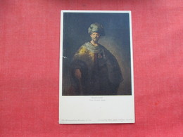 Rembrandt  The Noble Slav     Ref 3282 - Fine Arts