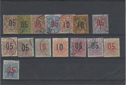 Guinea Francese ,2 Serie Complete Usate ,splendide - Usati