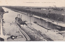 1 OUISTREHAM                         Le Canal De Caen A La Mer - Ouistreham