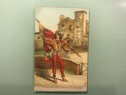 J 17 Paggi Delle Storiche Contrade Di Siena : Chiocciola - Siena