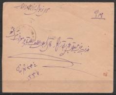 Perse - L. Affr. 6Ch Càd SENNEH/23 V 1919 Pour ??? - Iran