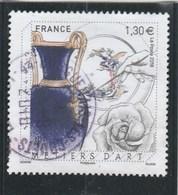 FRANCE 2018 CERAMISTE OBLITERE A DATE - Frankreich